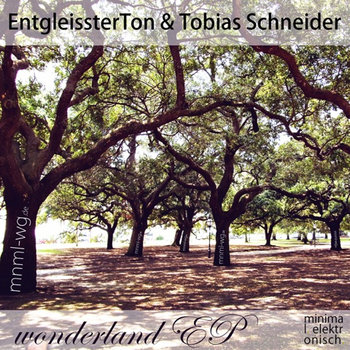 Wonderland.EP [mwg009] cover art