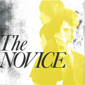 "The Novice - s/t 7"" cover art"