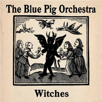 Witches E.P. cover art