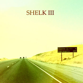 SHELK III cover art