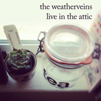 Live in the Attic cover art