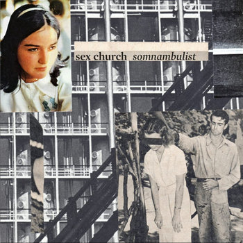 "SEX CHURCH Somnambulist 12"" EP cover art"
