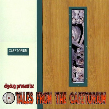 Tales From The Cafetorium cover art