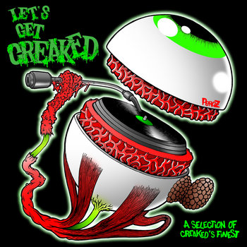 VARIOUS ARTISTS - Let's Get Creaked cover art