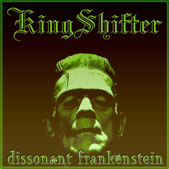 Dissonant Frankenstein cover art