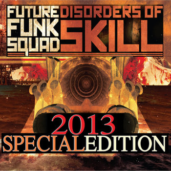 Disorders of Skill (2013 Special Edition) cover art