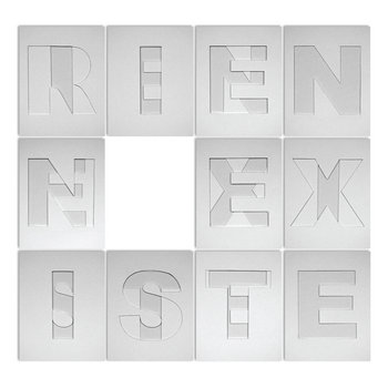Rien n'existe cover art