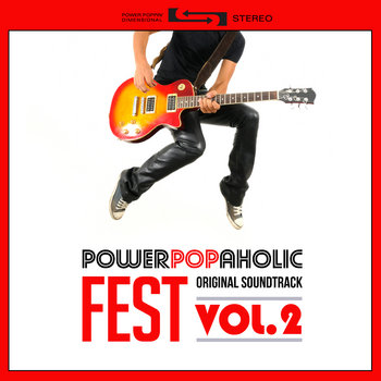 Power Popaholic Fest Original Soundtrack Vol.2 cover art