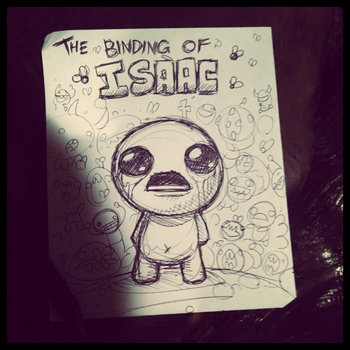 The Binding of Isaac cover art