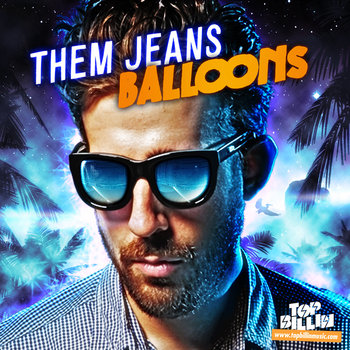 Balloons EP cover art