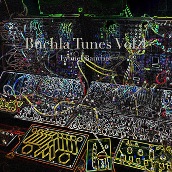 Buchla Tunes Vol.1 cover art