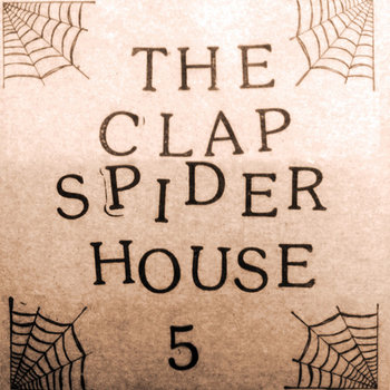 Spider House 5 cover art