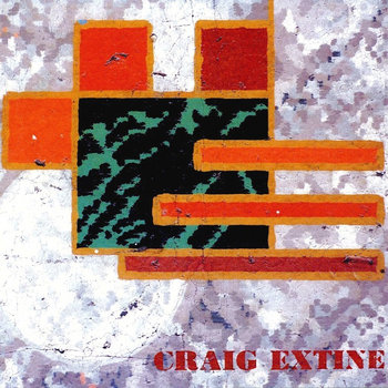 Craig Extine cover art