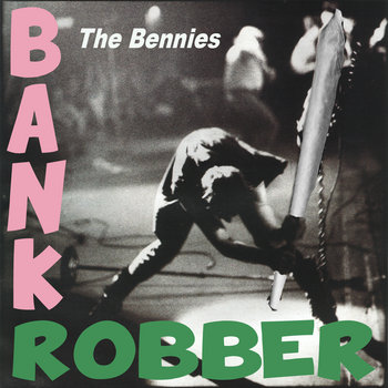 BANKROBBER cover art