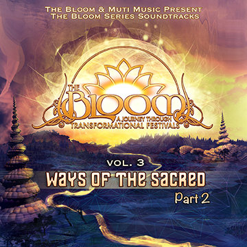 Quade Uncrunk Muti Music Glitch Hop Bass Music hip hop Synth sci-fi Volume 3 part 2 The Bloom Series Electro Midtempo 105bpm