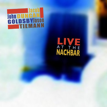 Live at the Nachbar cover art