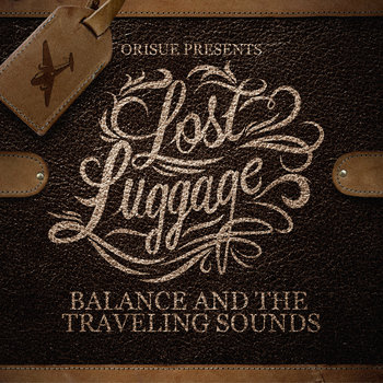 Orisue presents Lost Luggage EP cover art