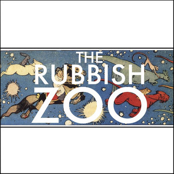 The Rubbish Zoo EP cover art