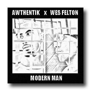 Modern Man (prod.by.Black Mav) cover art