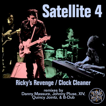 Satellite 4 - Ricky's Revenge cover art