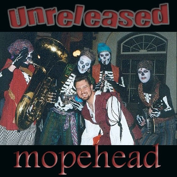 Unreleased mopehead cover art