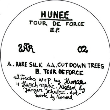 "WT 02 ""Tour de Force"" cover art"