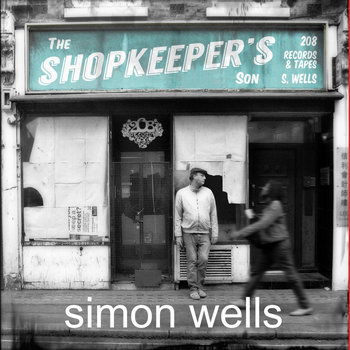 The Shopkeeper's Son cover art