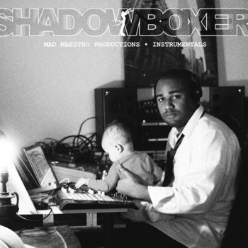 Shadowboxer Instrumentals cover art