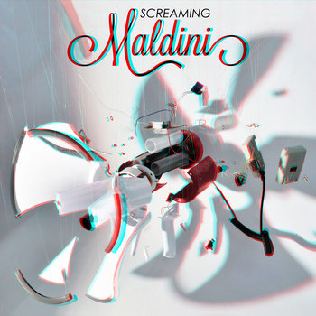 Screaming Maldini cover art