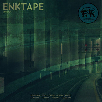 ENKTAPE VOL.1 cover art