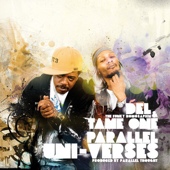 Parallel Uni-Verses cover art