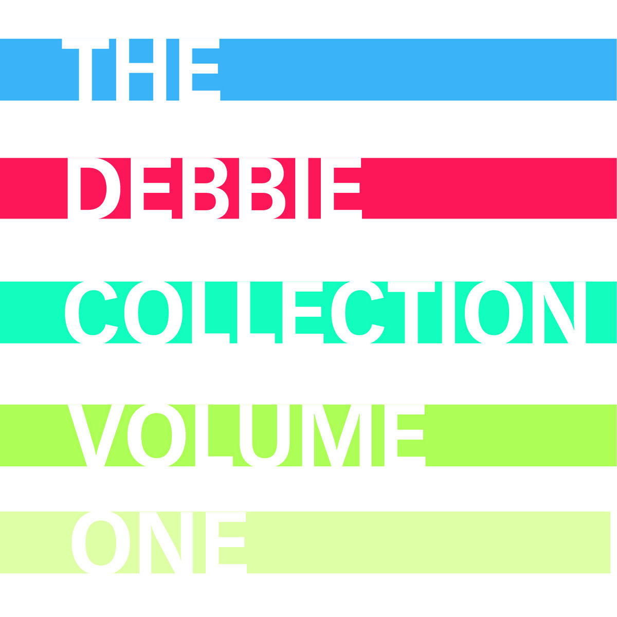 The Debbie Collection VOL  1 Cover Art