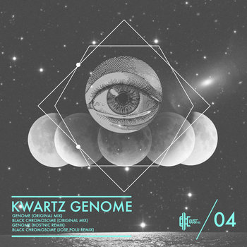 Kwartz - Genome [Dust REC. 004] cover art