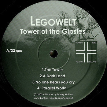 (Bunker 3030) Tower Of The Gipsies (2003) cover art