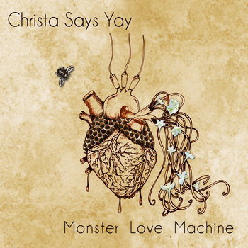 Monster Love Machine cover art