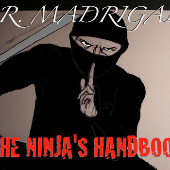 THE NINJA'S HANDBOOK cover art