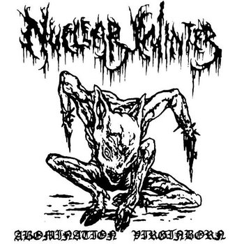 "ABOMINATION VIRGINBORN 7""EP [BB003] cover art"