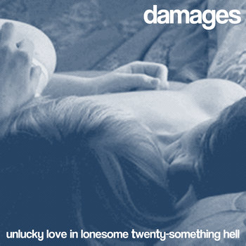 Unlucky Love In Lonesome Twenty-Something Hell cover art