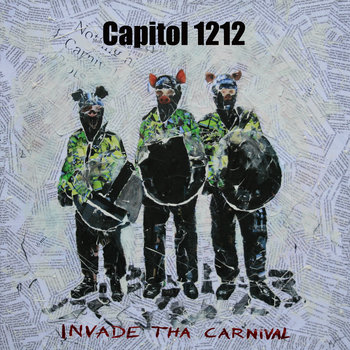 Invade The Carnival cover art