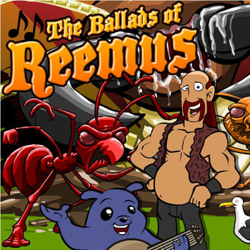 The Ballads of Reemus Soundtrack cover art