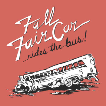 Fall Fair Car Rides The Bus cover art