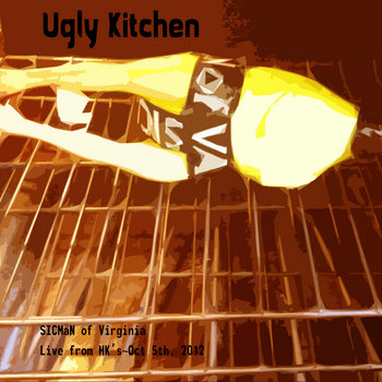Ugly Kitchen: SICMaN live from HK&#39;s 10/5/12 cover art