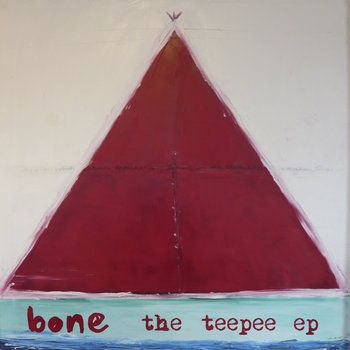 the teepee ep cover art