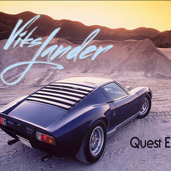 Viks Lander- Quest E.P cover art
