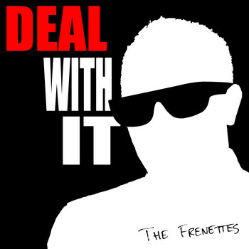 Deal With It EP cover art