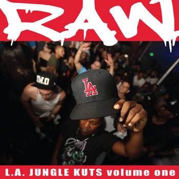 L.A. Jungle Kuts (volume one) cover art