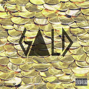 G▲LD cover art