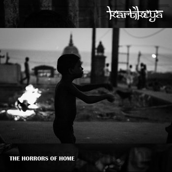 The Horrors Of Home cover art