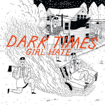 Girl Hate cover art