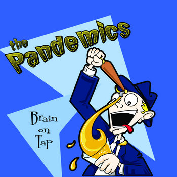 Brain On Tap cover art